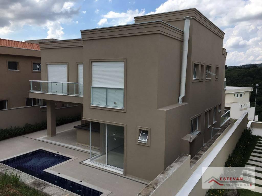 Casa com 4 dormitórios à venda, 430 m² por R$ 2.590.000 - Alphaville - Santana de Parnaíba/SP