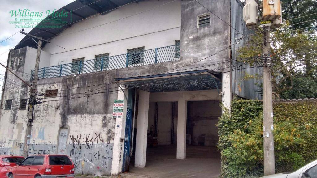 Galpão comercial para venda e locação, Vila São Paulo, Guaru