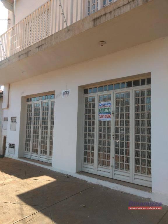 Ponto comercial - Parque das Américas - Uberaba/MG