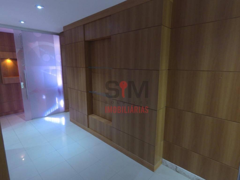 Sala comercial para venda, alto padrão, dividida em várias salas, no Caminho das Árvores, Salvador. Excelente!