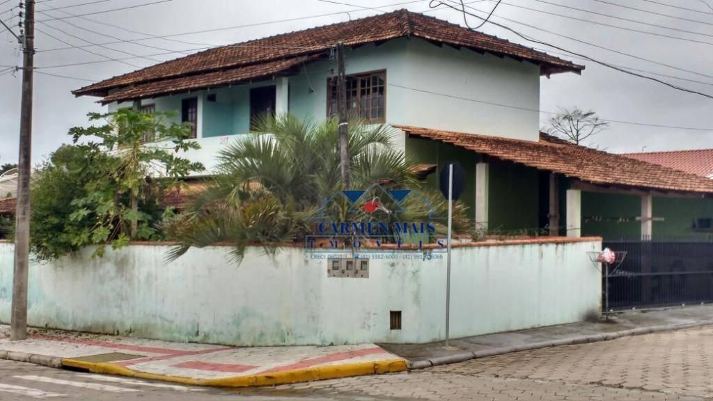 Sobrado com 4 dormitórios à venda, 250 m² por R$ 550.000,00 - Centro - Barra Velha/SC