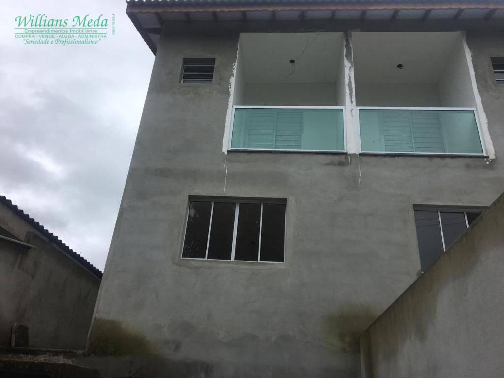 Sobrado com 2 dormitórios à venda, 100 m² por R$ 345.000 - Jardim Bela Vista - Guarulhos/SP