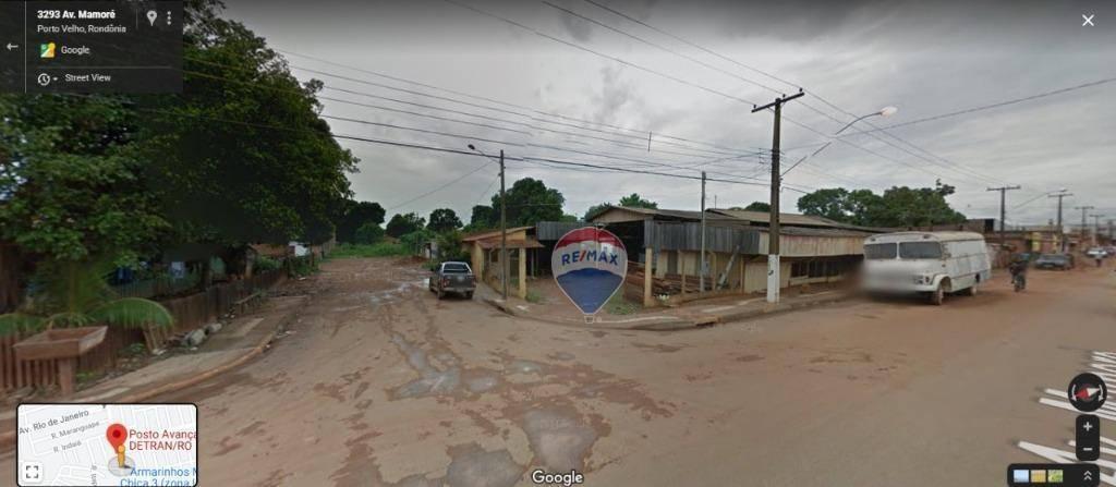 Terreno para alugar, 1162 m² por R$ 15.000,00/mês - Tancredo Neves - Porto Velho/RO