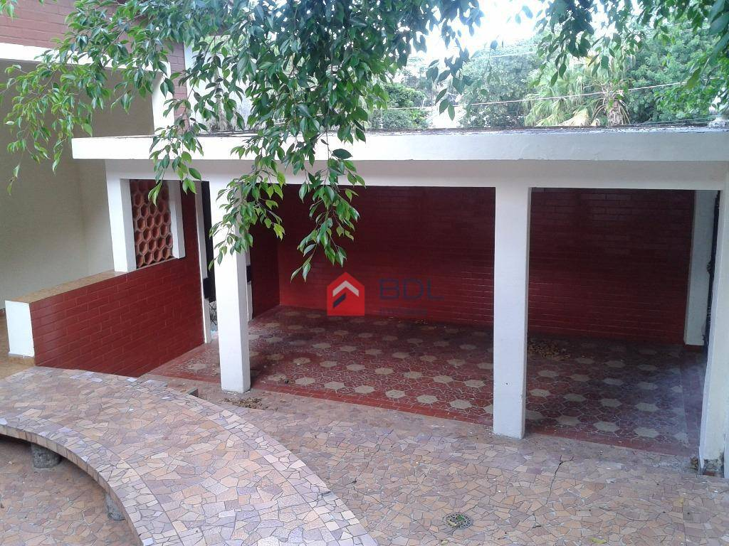 Casa residencial à venda, Vila Padre Manoel de Nóbrega, Camp