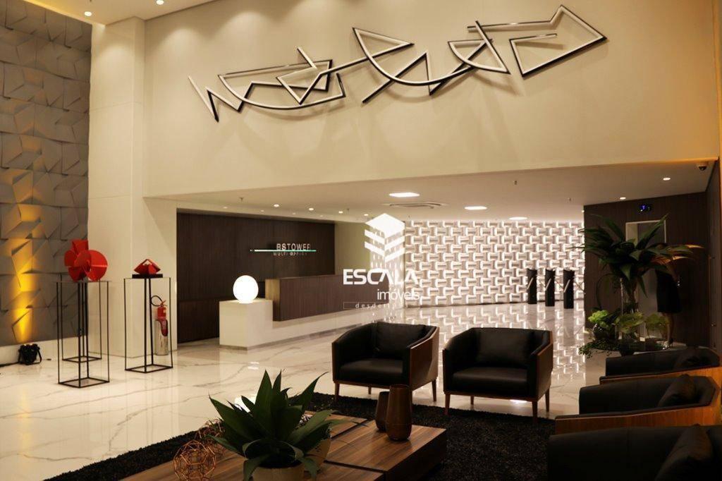 Sala à venda, 34 m² por R$ 459.476 - Centro - Fortaleza/CE