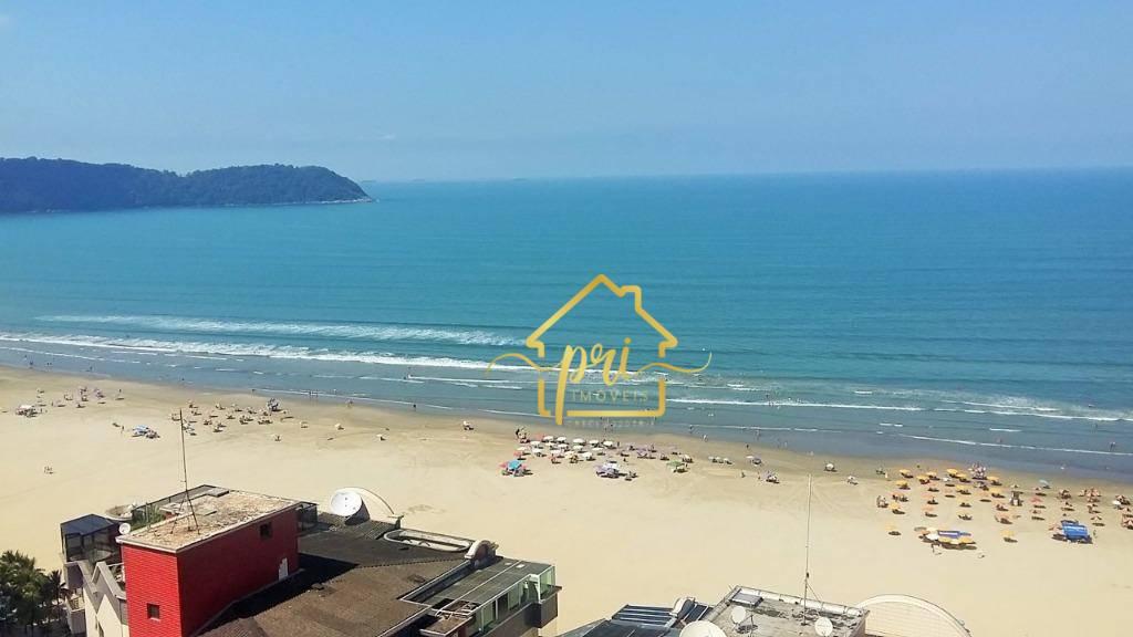 Apartamento à venda, 120 m² por R$ 1.100.000,00 - Vila Guilhermina - Praia Grande/SP