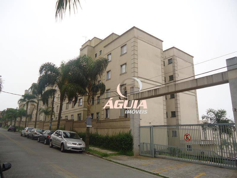 Apartamento com 2 dormitórios à venda, 45 m² por R$ 230.000 - Parque São Vicente - Mauá/SP