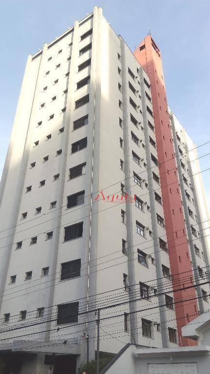 Apartamento Residencial à venda, Bairro Jardim, Santo André - AP0266.