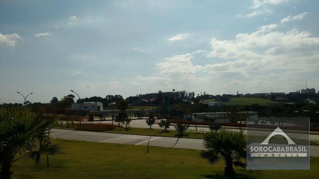 Terreno à venda, 659 m² por R$ 490.000,00 - Alphaville Nova Esplanada II - Votorantim/SP