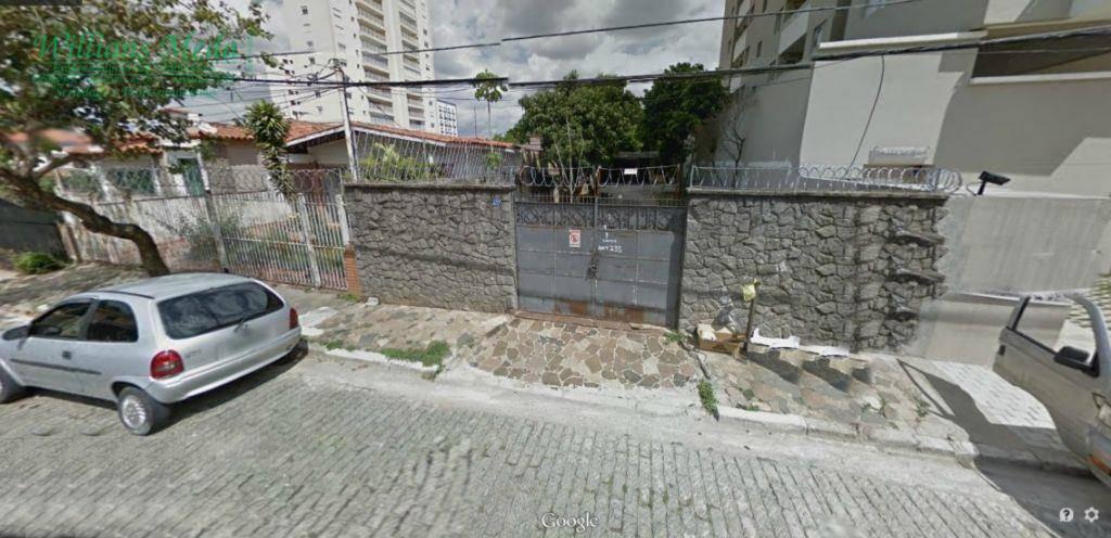 Terreno  residencial à venda, Vila Galvão, Guarulhos.