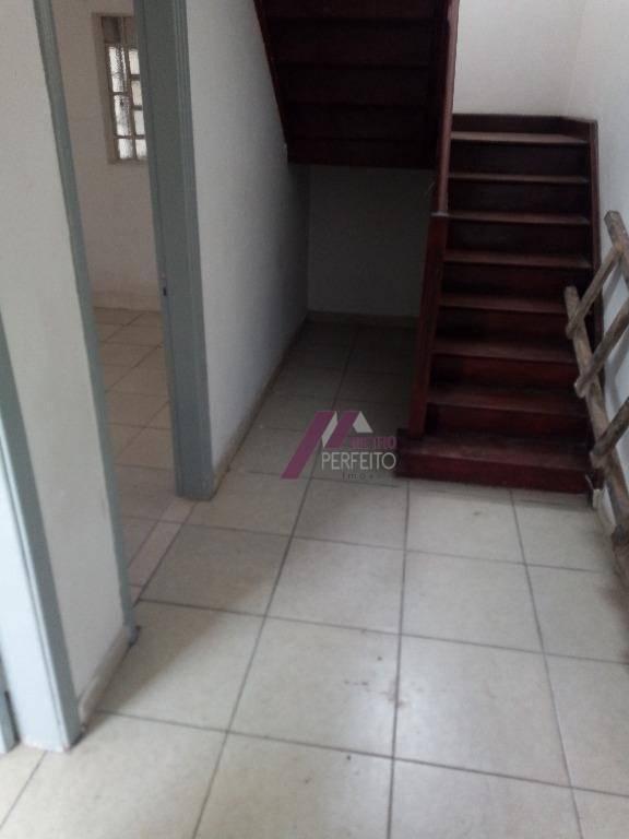 Sobrado com 2 dormitórios à venda, 80 m² por R$ 320.000 - Mooca - São Paulo/SP