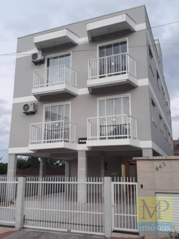 Apartamento residencial à venda, Praia Alegre, Penha.