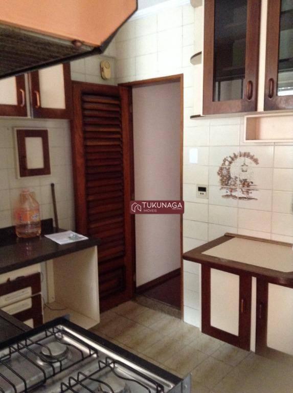 Apartamento com 2 dormitórios para alugar, 70 m² por R$ 1.000/mês - Vila Tijuco - Guarulhos/SP