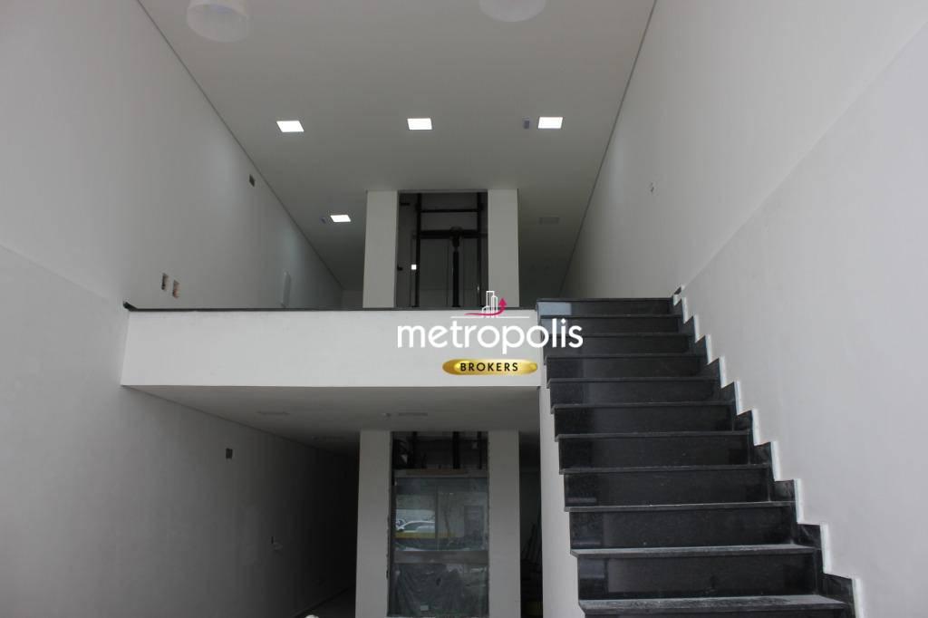 Prédio comercial para alugar, 320 m² por R$ 10.000/mês - Centro - São Caetano do Sul/SP