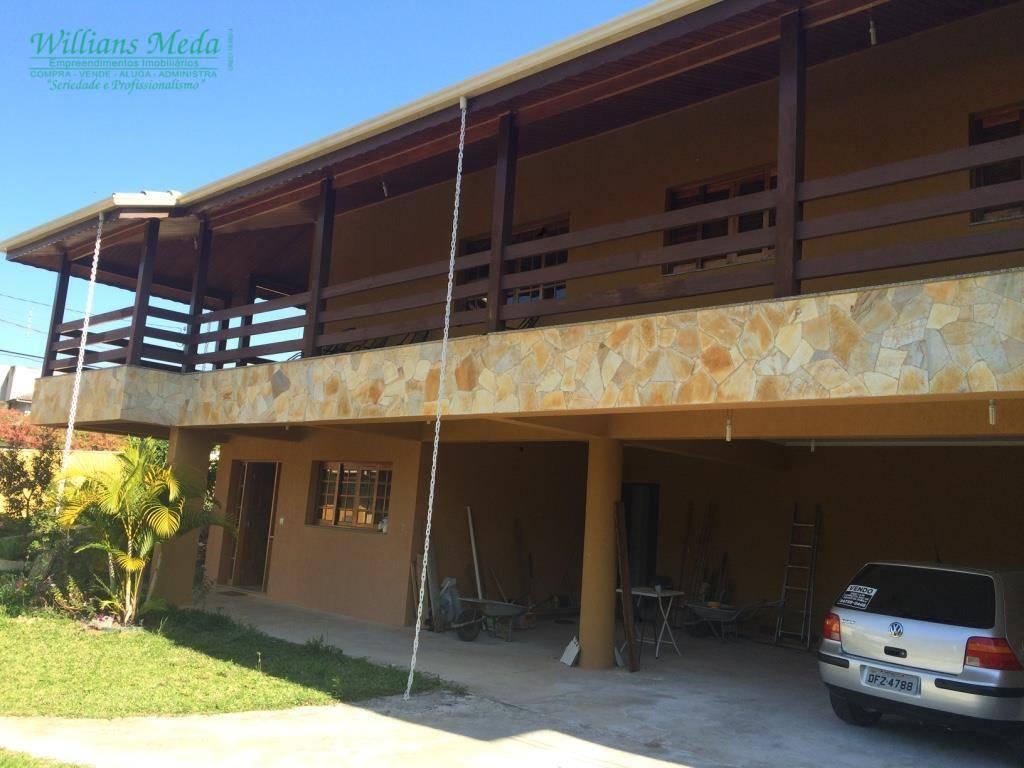 Sobrado com 3 dormitórios à venda, 500 m² por R$ 1.200.000 - Jardim Europa - Bragança Paulista/SP