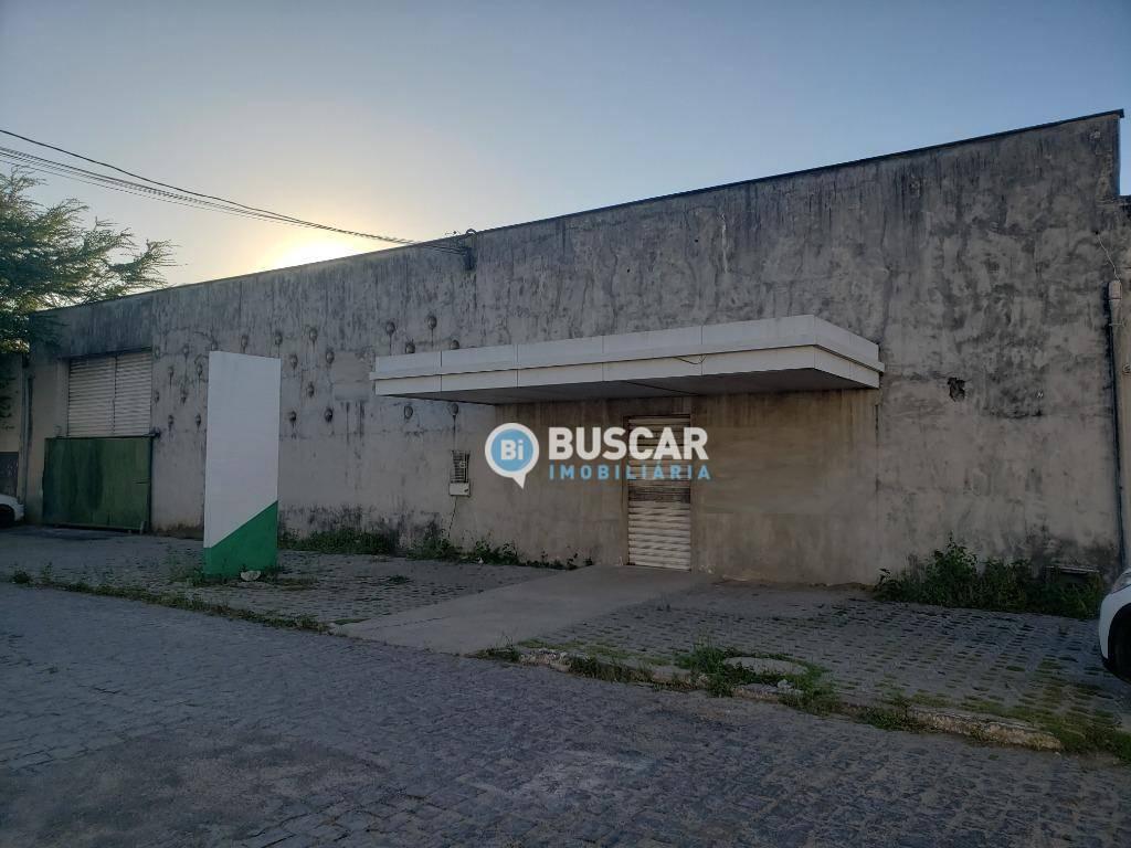 Galpão para alugar, 800 m² por R$ 7.000,00/mês - Brasília - Feira de Santana/BA