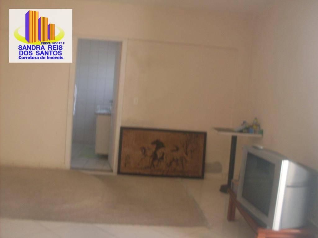 Apartamento  residencial para locação, Ponta da Praia, Santo