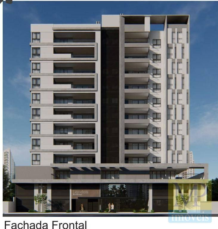 Apartamento com 2 dormitórios à venda, 88 m² por R$ 405.113,40 - Gravatá - Navegantes/SC