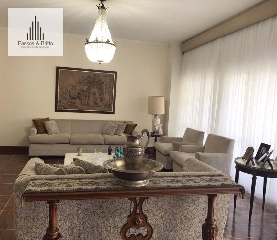 Apartamento com 4 dormitórios à venda, 288 m² por R$ 950.000 - Vitória - Salvador/BA