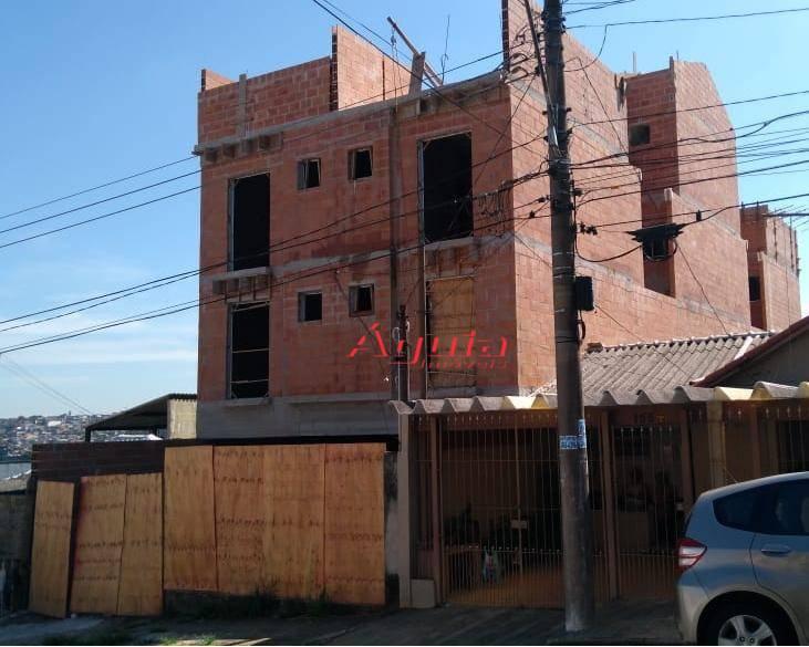 Cobertura com 2 dormitórios à venda, 90 m² por R$ 265.000 - Vila Clarice - Santo André/SP