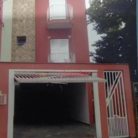 Apartamento com 3 dormitórios à venda, 93 m² por R$ 350.000 - Vila Vitória - Santo André/SP