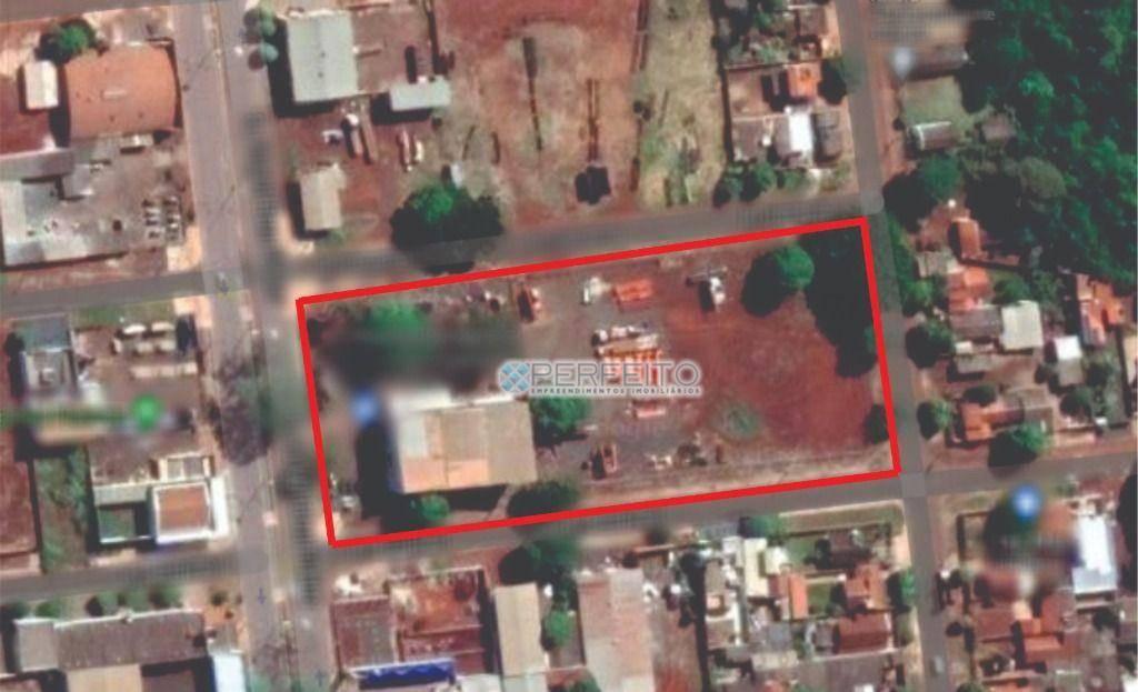 Área à venda, 10000 m² por R$ 13.000.000,00 - Jardim São Pedro - Dourados/MS