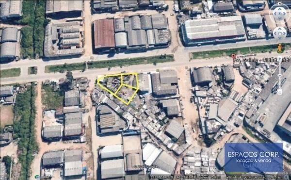 Terreno à venda, 2.152m² - Cidade Industrial Satélite de São Paulo - Guarulhos/SP