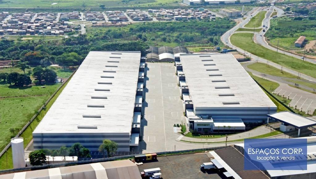 Galpão logístico para alugar, 1740m² - Campinas/SP