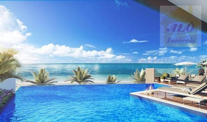 Apartamento à venda, 69 m² por R$ 370.000,00 - Jardim Praia Grande - Mongaguá/SP
