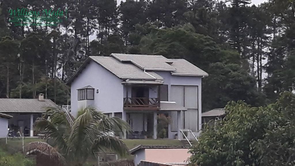 Sobrado com 4 suítes à venda, 272 m² por R$ 1.400.000 - Pouso Alegre - Santa Isabel/SP