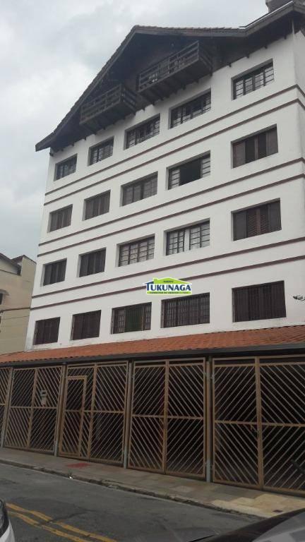 Apartamento com 2 dormitórios para alugar, 65 m² por R$ 900/mês - Jardim Dourado - Guarulhos/SP