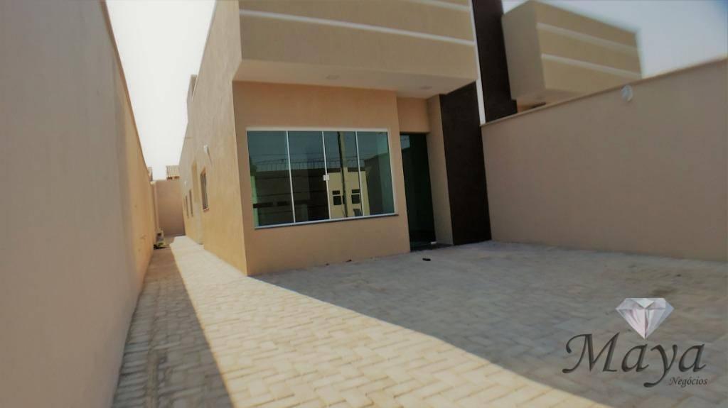 Casa 3 Quartos, 98 m² na 604 Sul