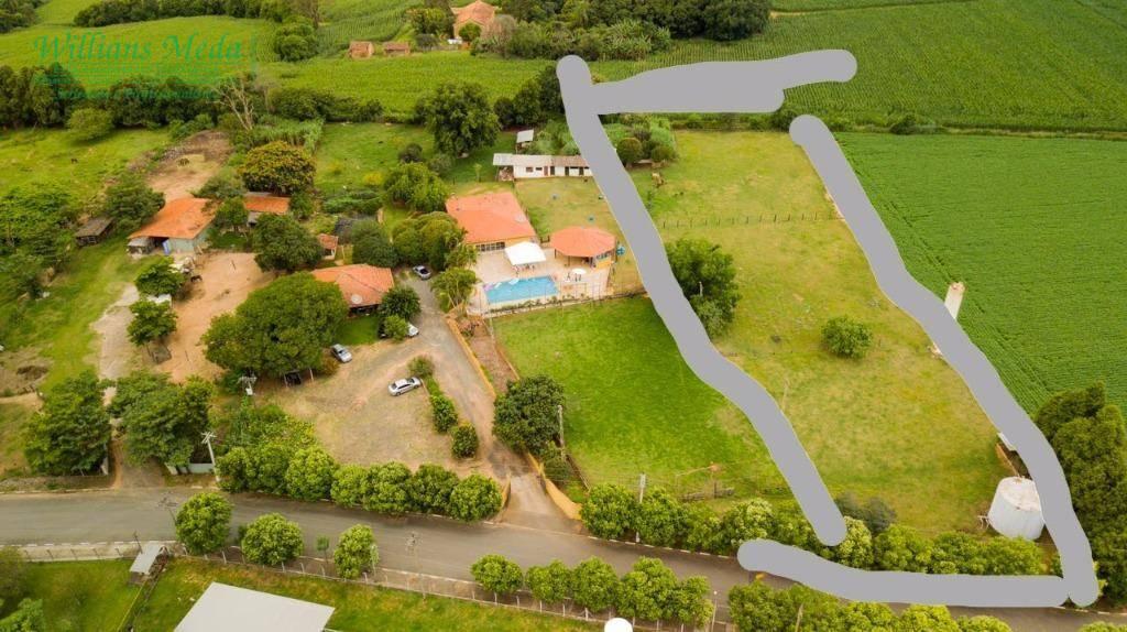 Terreno residencial à venda, São Joaquim, Cerquilho.