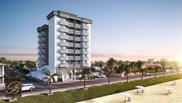 Apartamento residencial à venda, Beira Mar, Barra Velha.