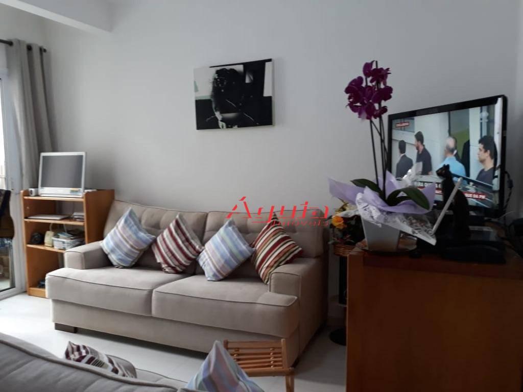 Apartamento com 2 dormitórios à venda, 50 m² por R$ 270.000 - Santa Teresinha - Santo André/SP