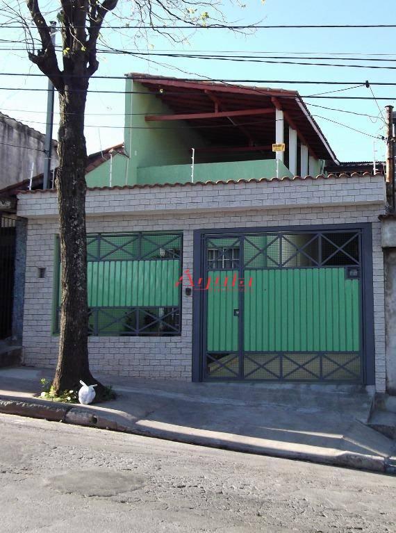 Selecione residencial à venda, Jardim Jamaica, Santo André.