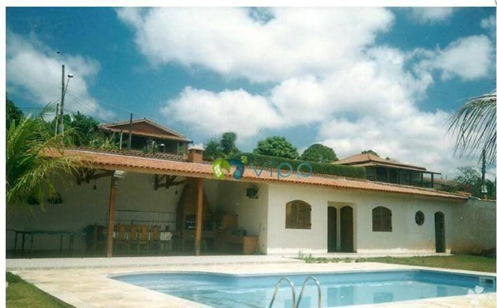 Chácara residencial à venda, Jardim Timbara, Campo Limpo Paulista.