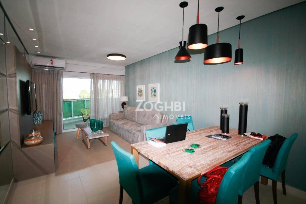 Apartamento com 3 dormitórios à venda, 135 m² - São João Bosco - Porto Velho/RO