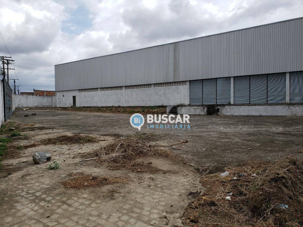 Galpão, 1119 m² - venda por R$ 3.000.000,00 ou aluguel por R$ 10.000,00/mês - Baraúnas - Feira de Santana/BA