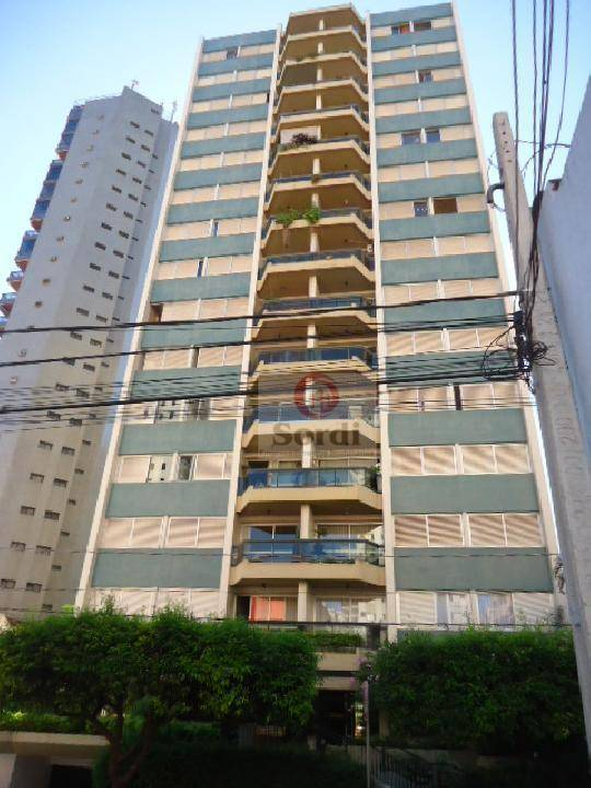 Apartamento residencial à venda, Centro, Ribeirão Preto.