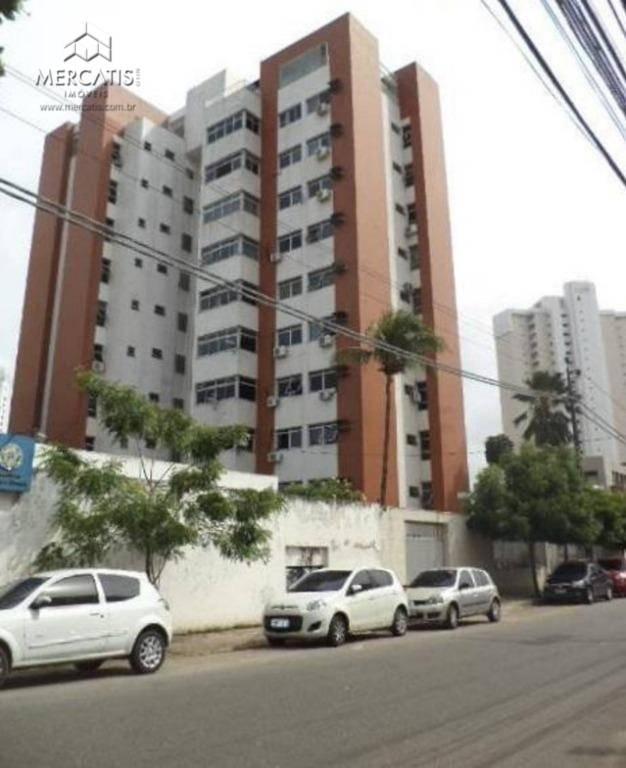 Apartamento à venda     Edifício Le Concord     Bairro Meireles     Fortaleza (CE)  -