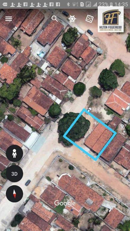 Terreno à venda, 485 m² por R$ 150.000 - Alto do Mateus - João Pessoa/PB