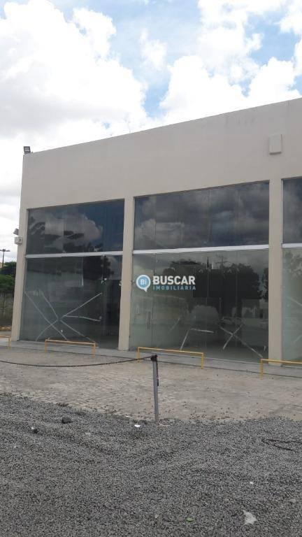 Loja para alugar, 180 m² por R$ 3.000/mês - Sim - Feira de Santana/BA