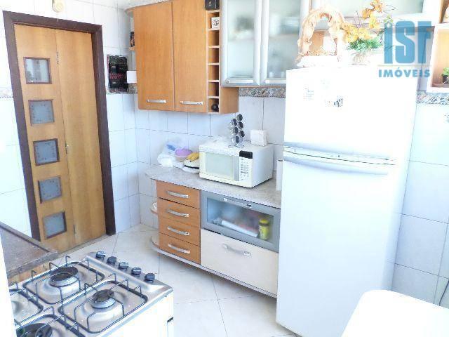Apartamento 67m² Cond Flanboyant residencial à venda, Jardim Piratininga, Osasco.