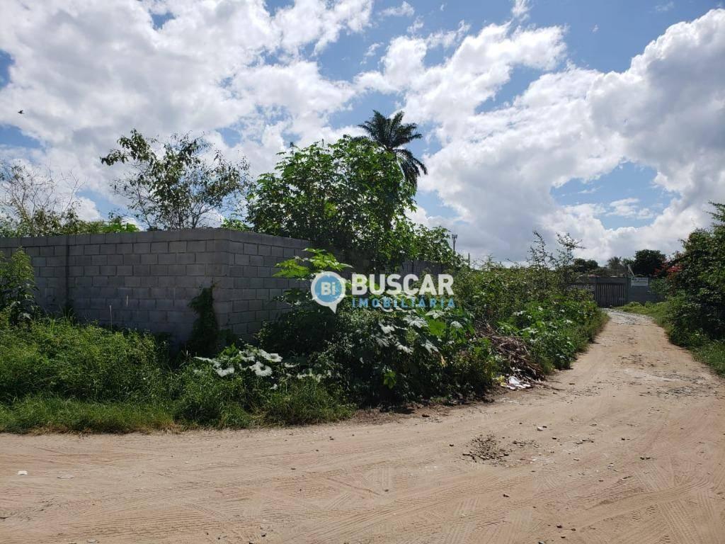 Terreno à venda, 1620 m² por R$ 470.000 - Santo Antônio dos Prazeres - Feira de Santana/BA