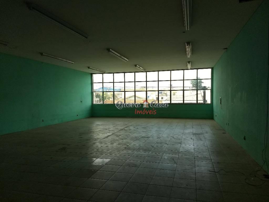 Prédio comercial para locação, Vila Fátima, Guarulhos.