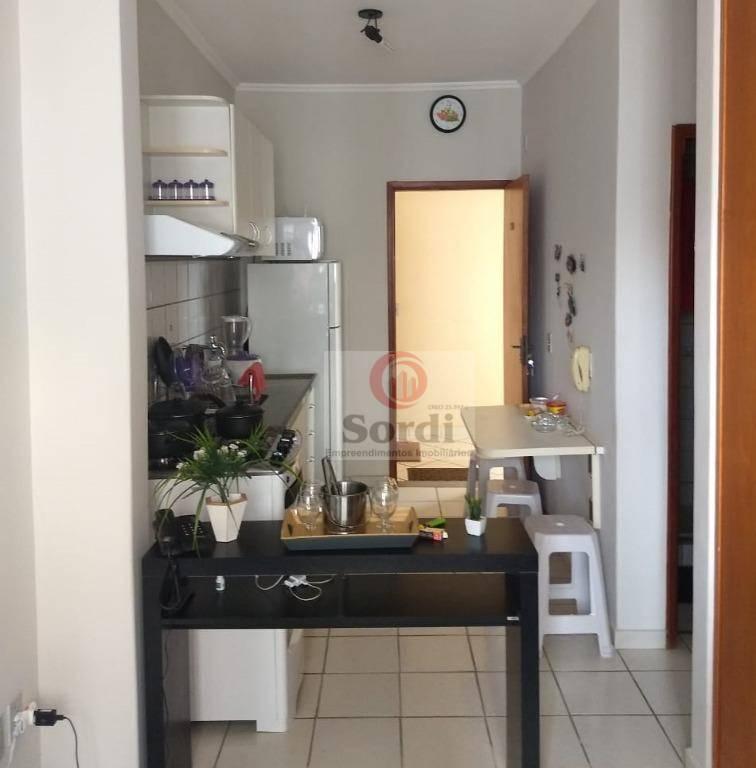 Kitnet com 1 dormitório à venda, 37 m² por R$ 145.000 - Nova Aliança - Ribeirão Preto/SP