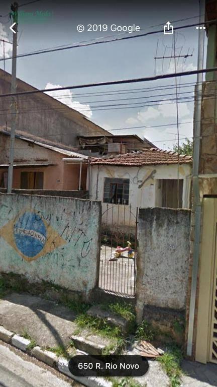 Terreno à venda, R$ 220.0000 - Jardim São Paulo - Guarulhos/SP