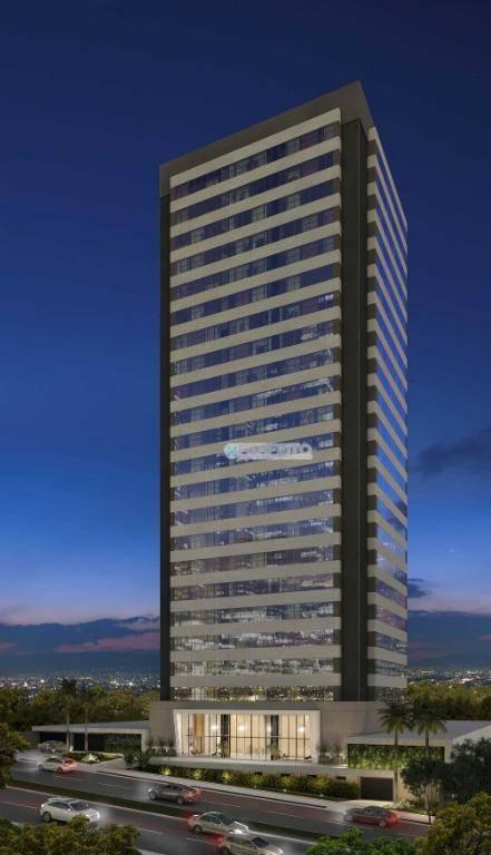 Sala comercial para alugar na Gleba Palhano, 149 m² por R$ 6.800/mês