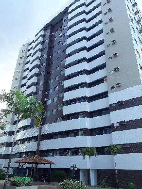 Apartamento residencial à venda, Coqueiro, Ananindeua - AP0322.